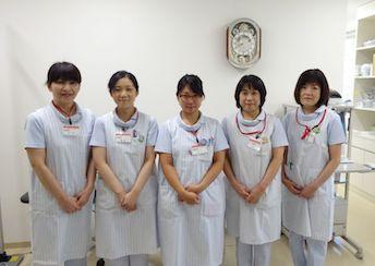 看護スタッフ