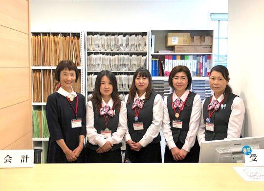 桜木クリニック事務スタッフ